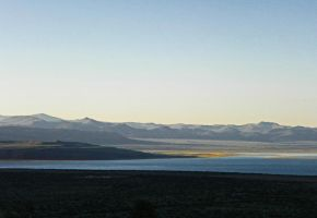 Mono Lake Late Afternoon by Synaptica