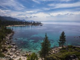 East shore Lake Tahoe 130911-2 by MartinGollery