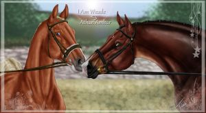 I Am Weasle meets Athan Ambar by Shangol