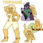 SUOC: Triphane by Linkerbell