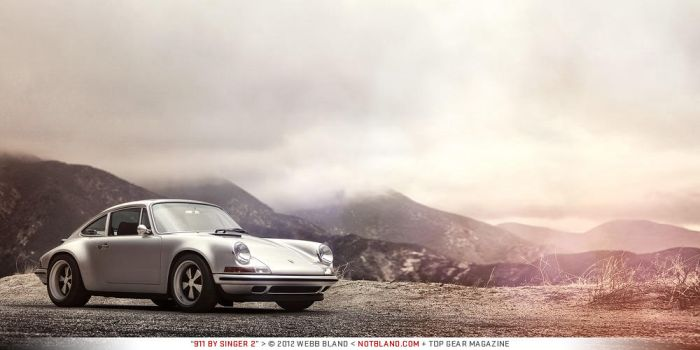 911 by Singer 2 - Top Gear Magazine by notbland