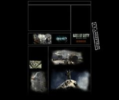 Call of Duty Black Ops YT BG by xMiKeZzHD