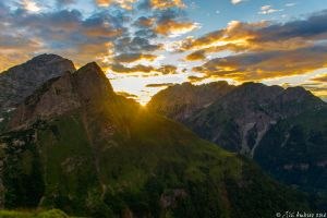 Carnic Alps by Sigfodr