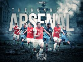 The Gunners by riikardo