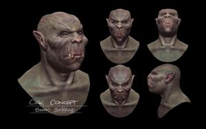 ORK CONCEPT SCULPT by SIMON BUCKROYD by Binoched