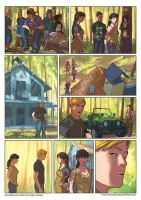 Comic page preview by Tohad