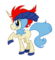 My Little Keldeo by Zeakari
