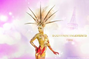 Bodypainting-France-Bodypainting-Paris by Bodypainting-France
