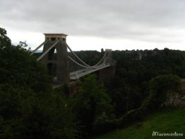 Clifton Suspension Bridge 2 by missionverdana