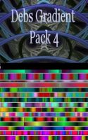 Debs Gradient Pack 4 by DWALKER1047