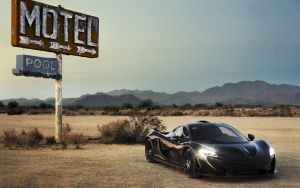 2013 McLaren P1 Extreme Heat Test by ThexRealxBanks