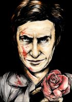 Ted Bundy by ApocalypticPorcelain