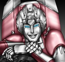 Arcee by Darkesong