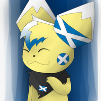 To make it more Scottish by pichisi