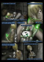R_Evolution -Awaken- pg 1 by leondrake