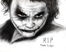 Rest in peace Heath... by furball891