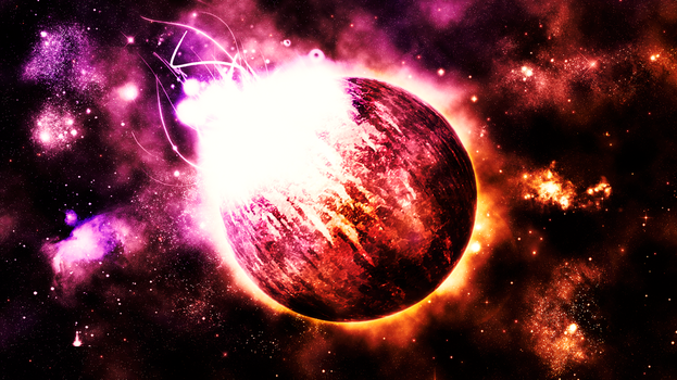 Planets new (Wallpaper) by Hardii