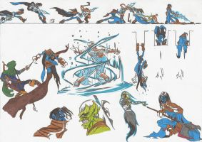 SOUL REAVER_2012doodles_03 by AlexBaxtheDarkSide