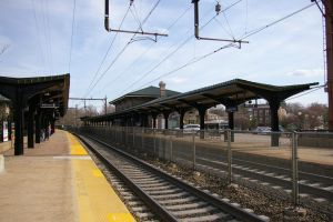 Morristown Station 2 by uglygosling