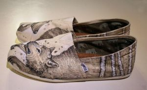 Wolfish Toms by tdylan