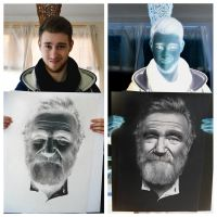 A Tibruite To Robin Williams by MrYorkie