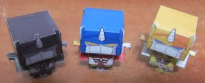 Lio Convoy CUBEE by aim11