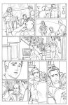 CHARMED10 page05 Pencils by Elisa-Feliz