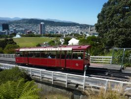Photo: Cable Car by Mariesen