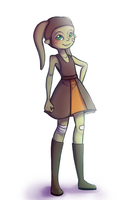 Little Hera by HayaMika