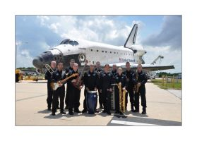 USAF Reserve Band High Flight by OpticaLLightspeed