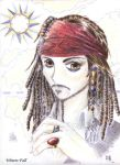 Capt. Jack Sparrow by winter-fall
