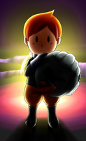Claus -Mother 3 spoilers- by adricarra