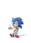 Classic Sonic Style by poppin7581