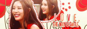 Qri- My Red Love (GIF) by Shawolki