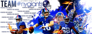 ny giants  ! by AmberlyAmorex