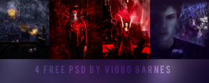 4 PSD for free by ViggoBarnes