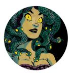 Medusa Smile by liliesformary