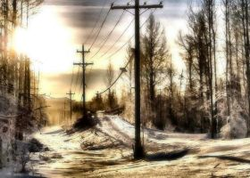 Powerline Trail by Djohns
