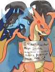 Pokemon Shaming Charizard Y by ultimateEman