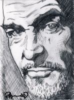 Connery, Sean Connery by USAmazing