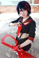 Kill_Ryuuko Matoi by suotamorhca