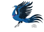 Night bird adopt (closed) by VampiraLady