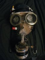 Gas Mask Finished. by ownerfate