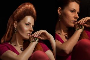 Befor_After Art Retouching by LilithDarck