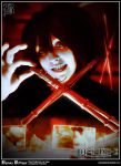 Death Note Cosplay: Beyond Birthday: Dementia by Redustrial-Ruin