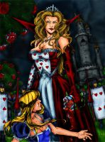 Queen of Hearts - Leister by Pauldew