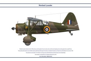 Lysander India 1 by WS-Clave