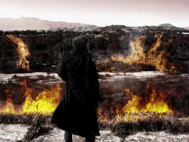 Setting the world on fire by Decryptist