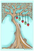 Family Tree:Diversity of Love by AmedaN