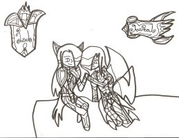 Young Love: Angel 3: Uncolour by xxxBrokenSoulxxx